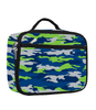 Camo design insulated lunch cooler for kids and adults by Lady 12 Football Fashions