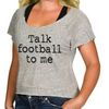 Talk Football To Me