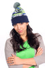 Seattle Seahawk Women's football apparel, by Lady 12 football fashion and clothing