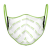 Randall Morris Foundation Reversible Mask W/Antimicrobial & Odor Protection