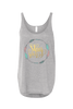 Women's Bella & Canvas Tank Top Heather grey Stay Wild