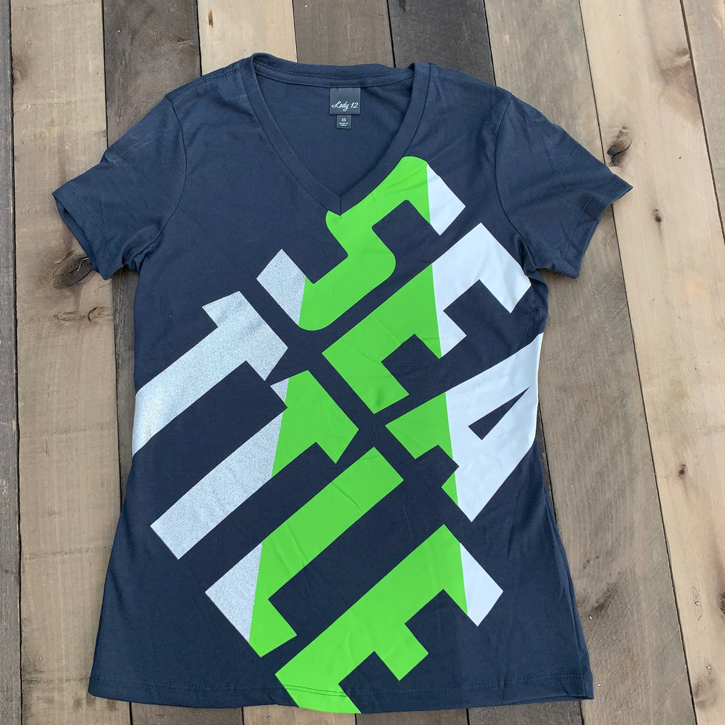 SEATTLE Football Shirt