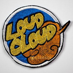"Shirakumo Oboro LOUD CLOUD 3.5"" / 89 mm Patch"