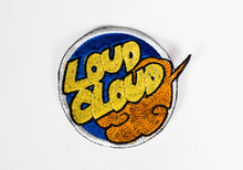 "Load image into Gallery viewer, Shirakumo Oboro LOUD CLOUD 3.5"" / 89 mm Patch"