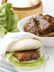 Mini Ayam Koro Bun Set (8pcs) 迷你鸡肉扣肉套餐