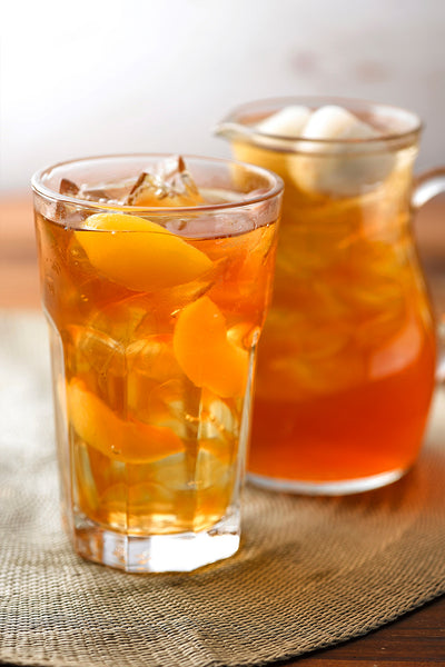 Cold Brew Lychee Tea