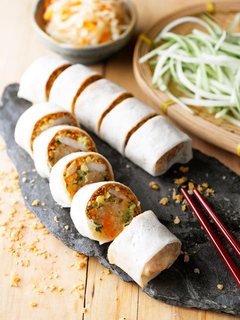 Mini Popiah Set (9pcs) 迷你薄饼套餐
