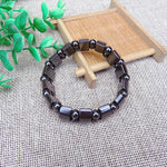 Load image into Gallery viewer, Stylish Slimming Black Stone  Bracelets
