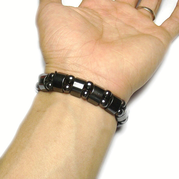 Stylish Slimming Black Stone  Bracelets