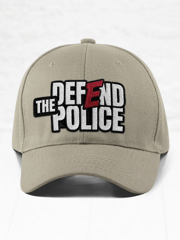 Defend the Police - Stone