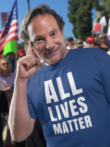 All Lives Matter - Blue