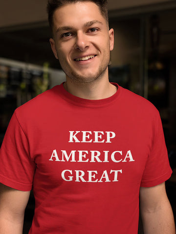 Keep America Great - Red