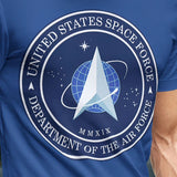 Space Force - Blue
