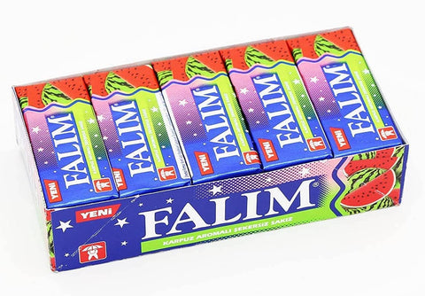Falim gum can be used for your jawline