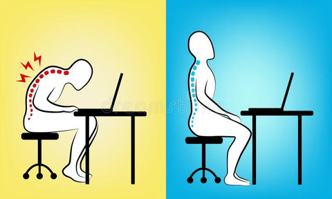 Good back posture is a crucial step in learning how to mew properly