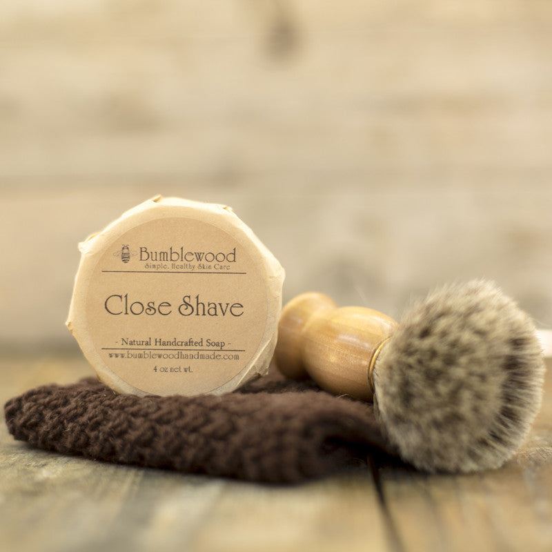 Close Shave (Unscented)