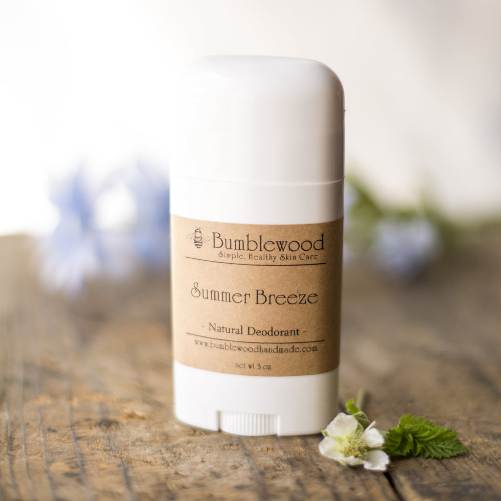 Summer Breeze Deodorant