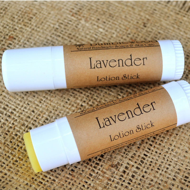 Lavender Lotion Stick