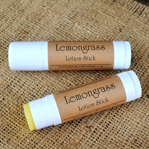 Lemongrass Lotion Stick