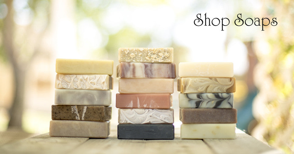 Handrafted Natural Soaps