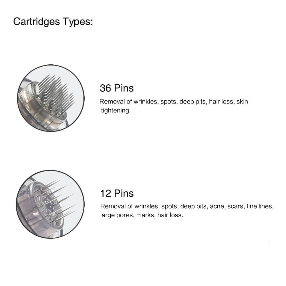 Dr. Pen A7 Cartridges Tips x 10pcs