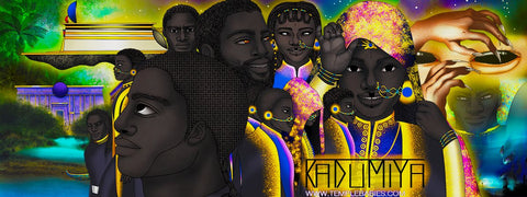 Kugali Spotlight: Extended Interview with Yamartat Ta, Creator of Kadumiya