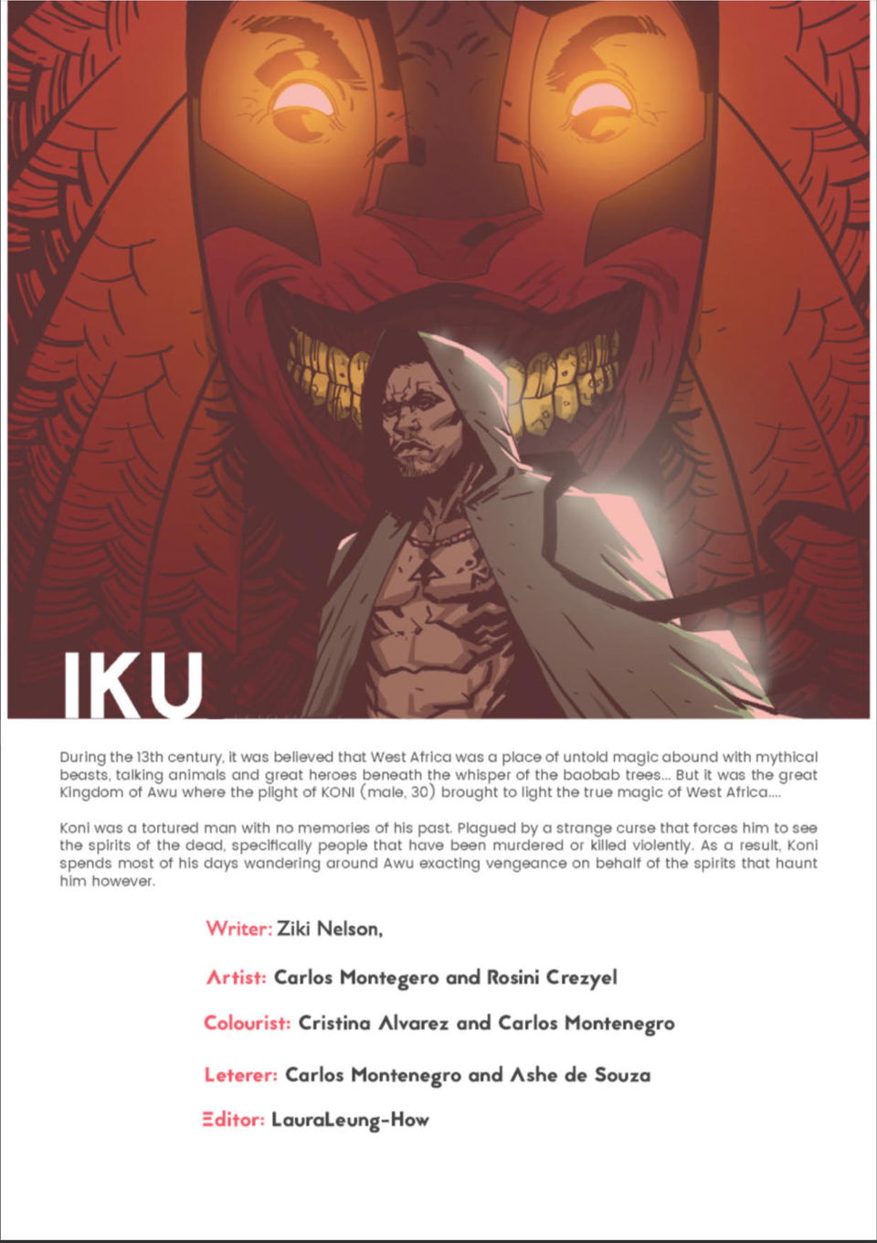 Kugali Anthology Vol. 1 Raki