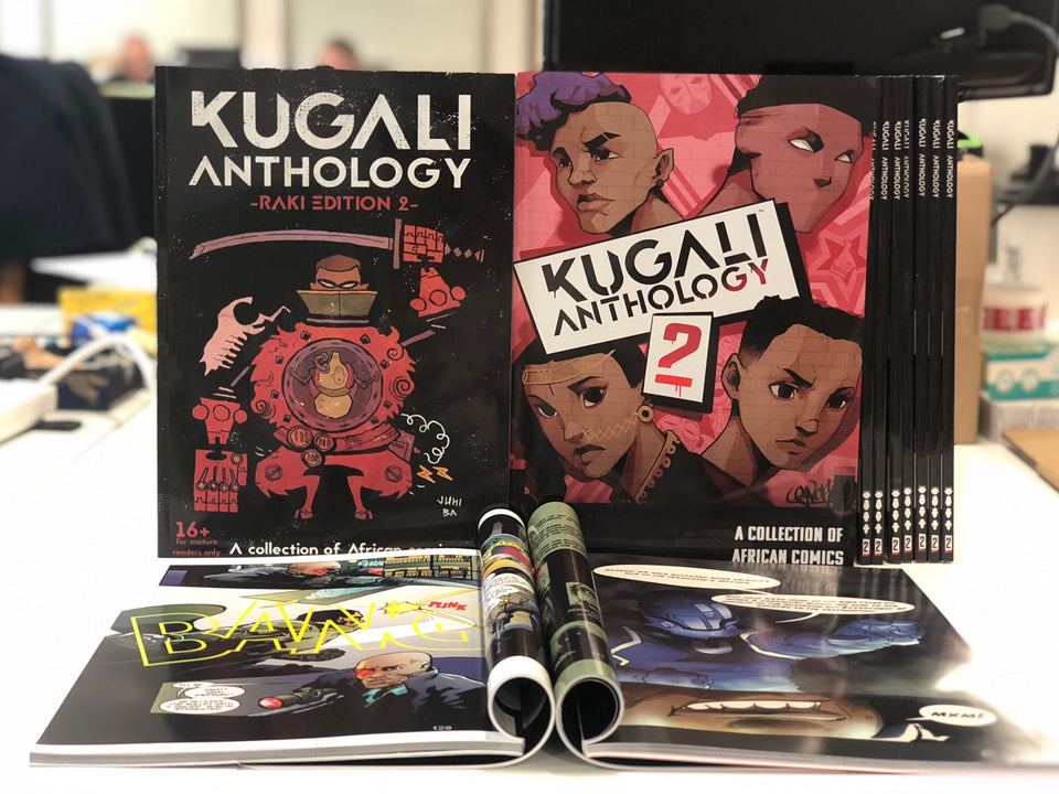 Kugali Anthology Vol. 2 Standard