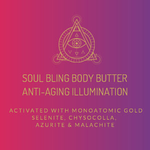 Soul Bling Body Butter Anti-aging Illumination