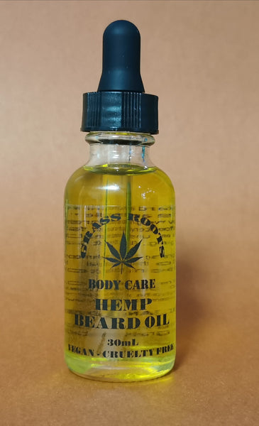 Hemp Beard Oil 30mL
