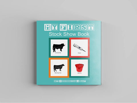 My First Stock Show Book