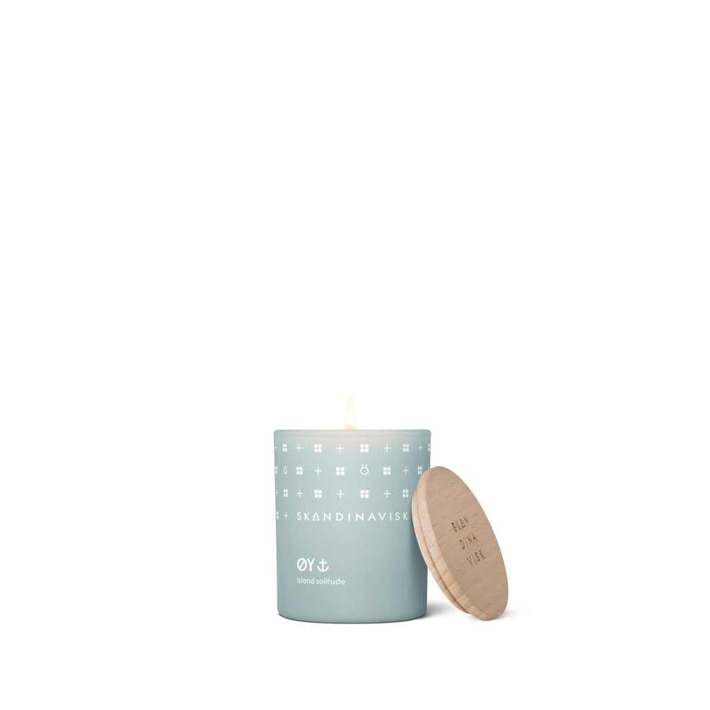 ØY Scented Candle w Lid 65g
