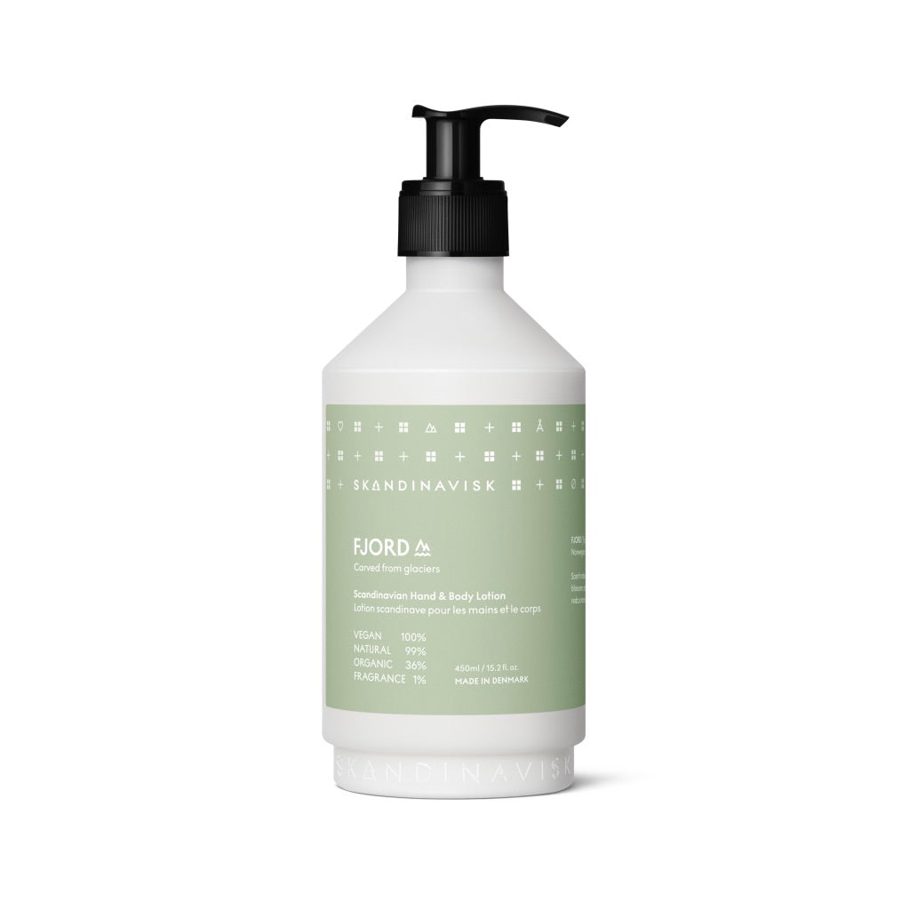 FJORD Hand & Body Lotion 450ml