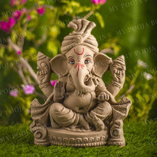 1.2FEET Lambodaram Eco-Friendly Ganpati⎮Plant-A-Ganesha