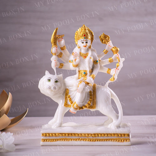 Adorable Durga Maa Idol