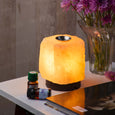 Himalayan Pink Salt Naturally Carved Electric Aroma Diffuser