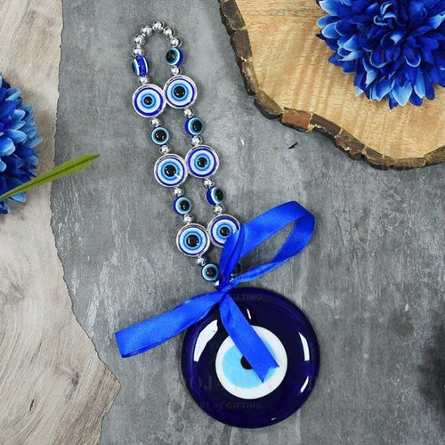 Blue Evil Eye Hanging For Protection Feng Shui