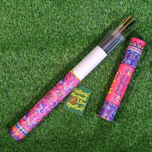 Bug Repellant Lemongrass Garden Sticks Incense