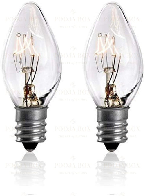 Salt Lamp Light Bulbs (Pack Of 2)