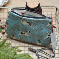 Jack Russell Small Oilcloth Purse
