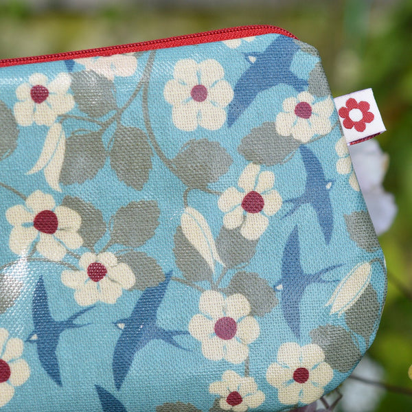 Swifts Oilcloth Purse