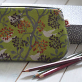 Doves Oilcloth Purse