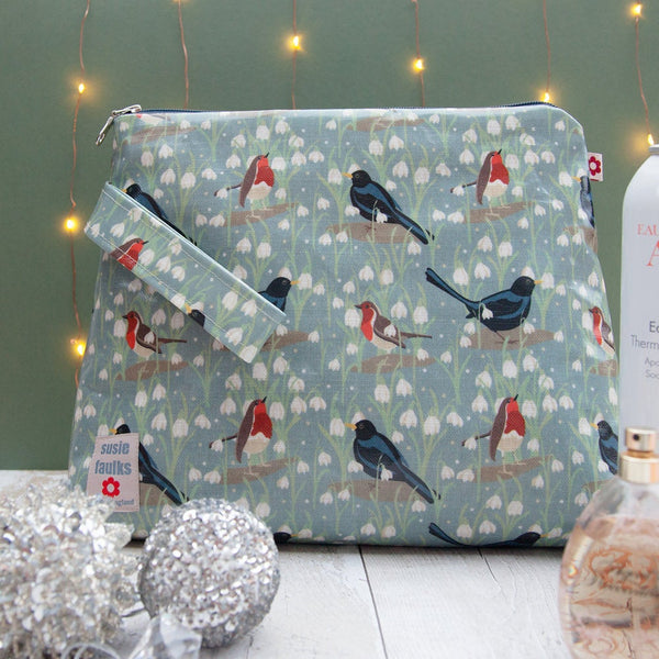 Snowdrop Large Washbag