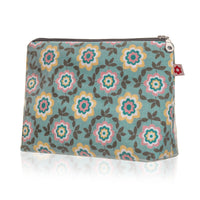 Betty Duck Egg vegan oilcloth washbag