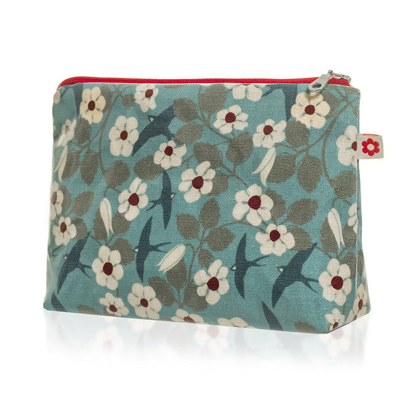 Swifts Oilcloth Washbag