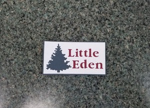 Little Eden Die Cut