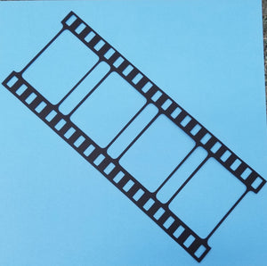 Film Strip Die Cut