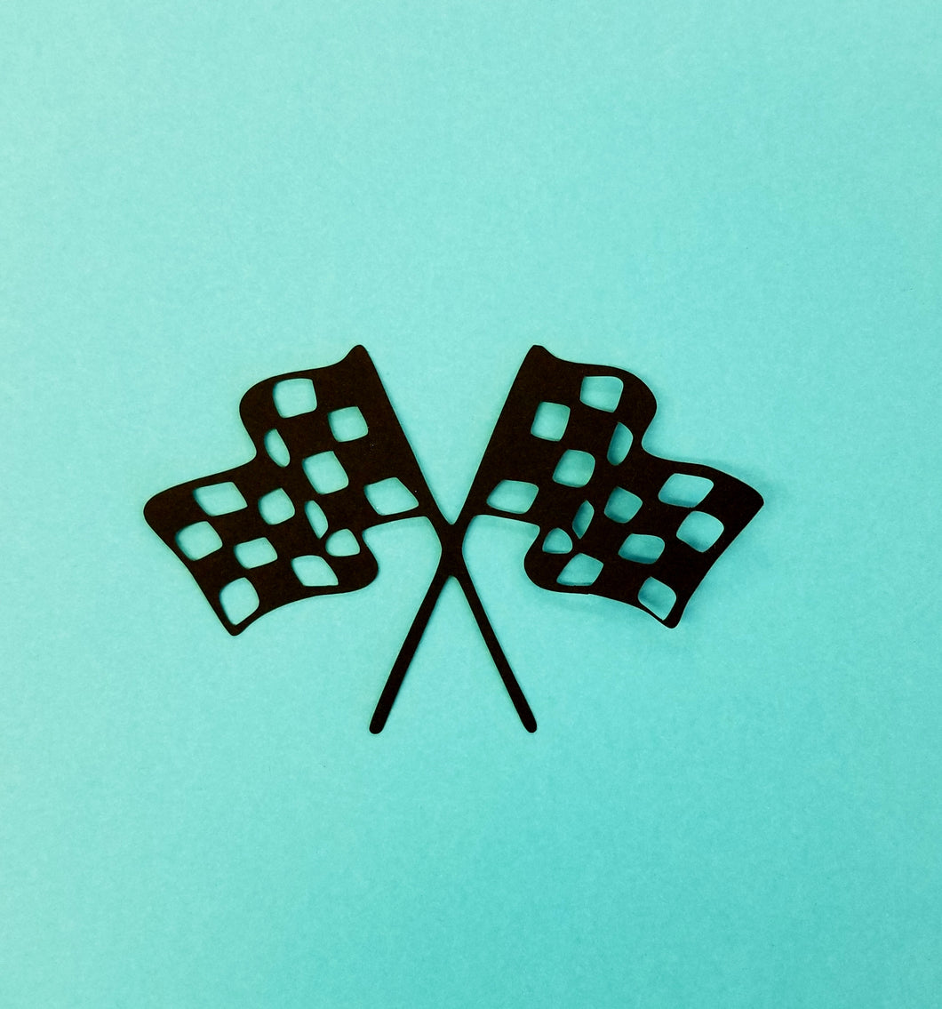 Racing Flags - Checkered Flags