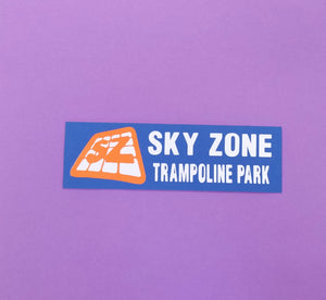 Sky Zone Die Cut