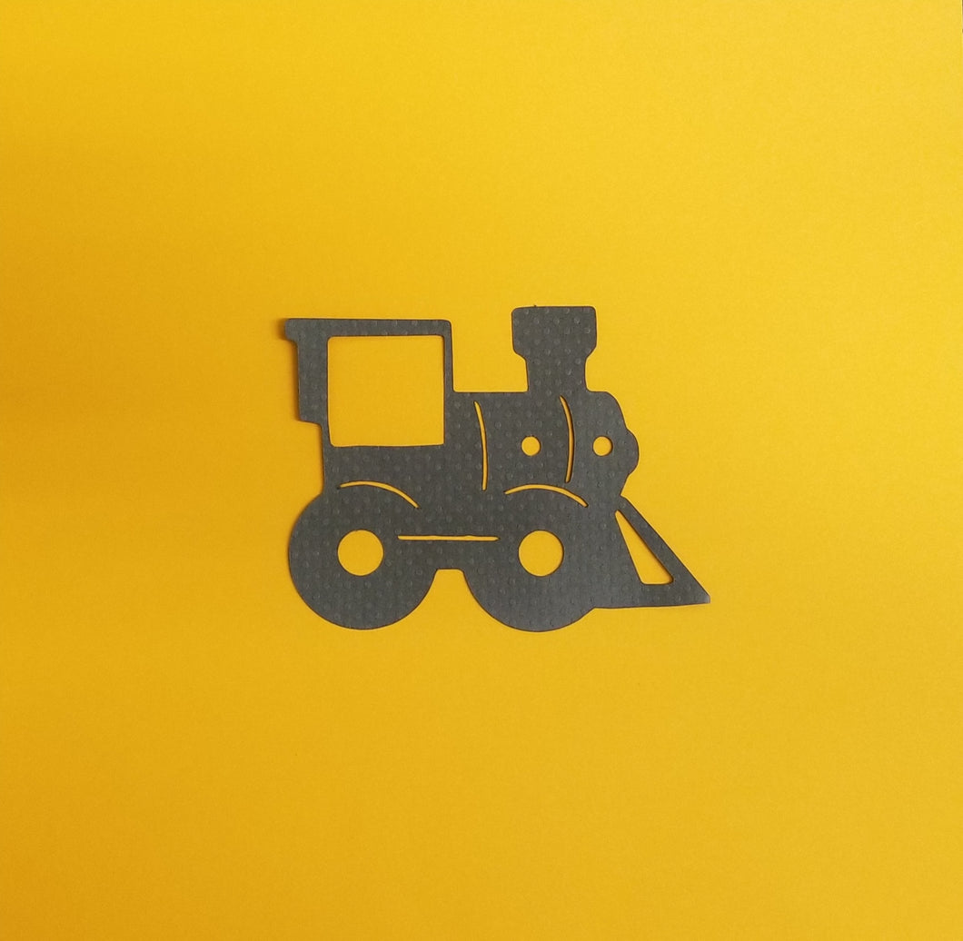 Toy Train Die Cut